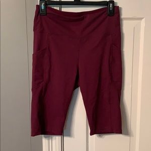 Exercise shorts